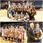 Basketball women UIL champ