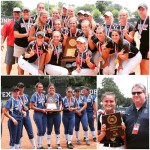 Baden UIL softball champion