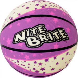 Ballon Nite Brite Pink Basketball