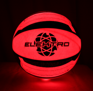 Baden Basketball Elektro LED