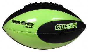 Nite Brite Grip Soft Football US