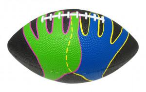 Ballon pédagogique Foot US