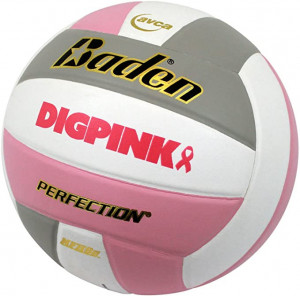 Ballon volleyball Perfection Dig Pink